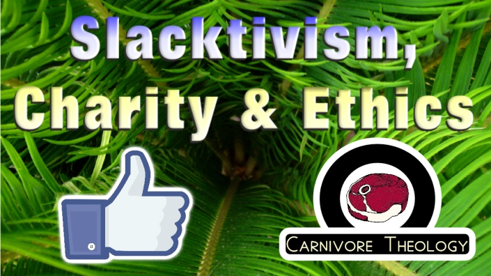 Charity and Ethics