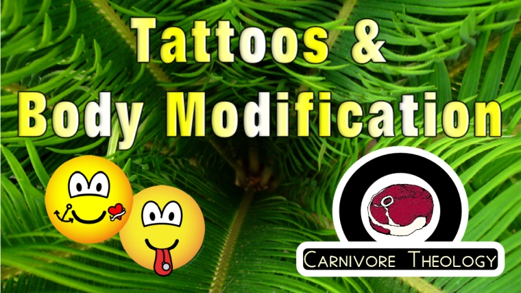 Tattoos and Body Modification