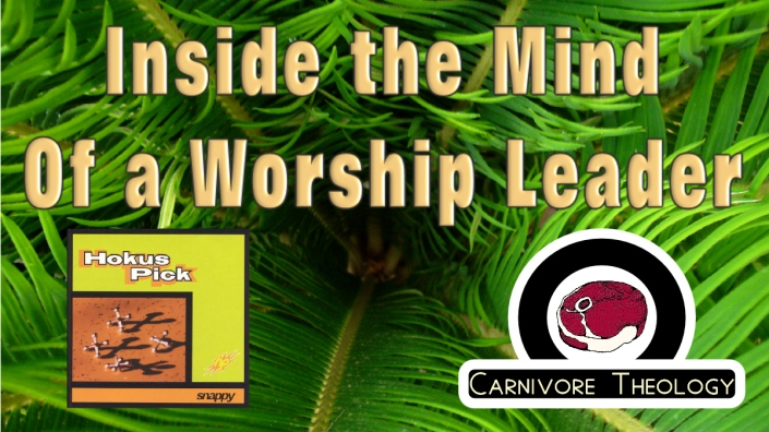 Inside the Mind of a Worship Leader