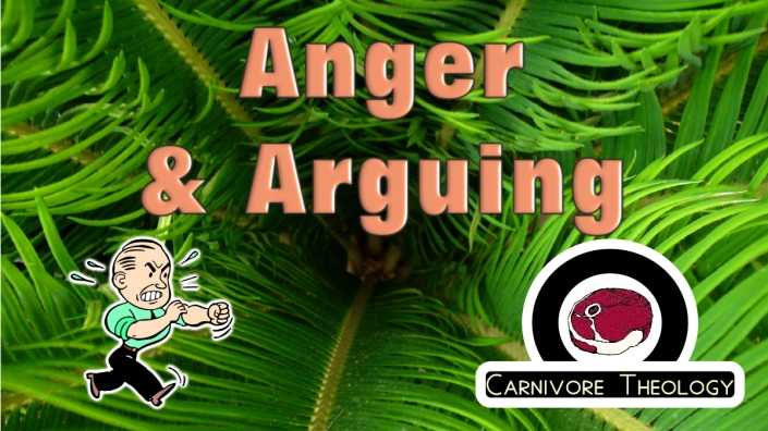 Anger and Arguing