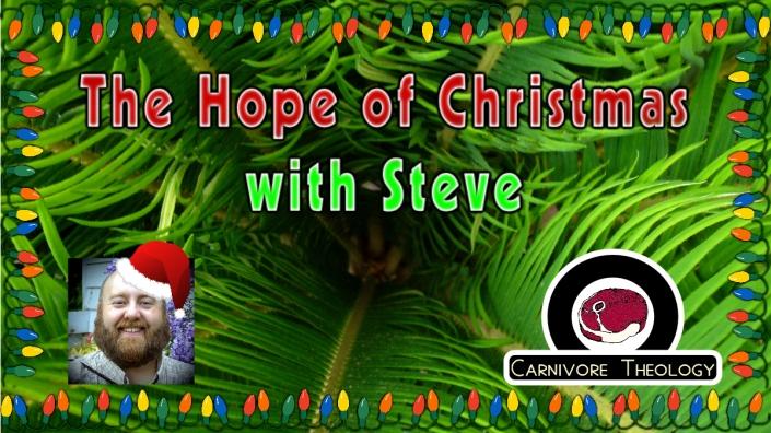 Christmas Special Hope Steve