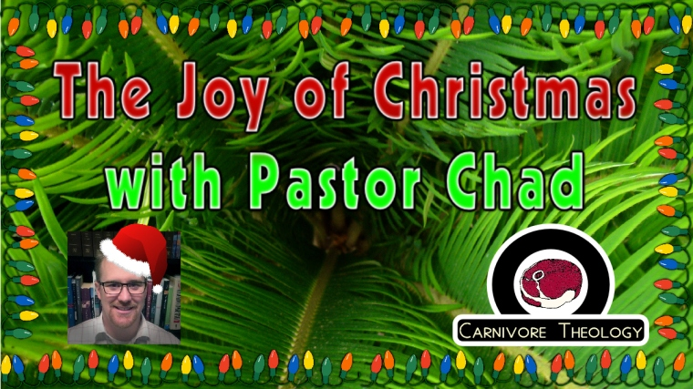Christmas Special Joy Chad