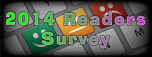 Readers Survey