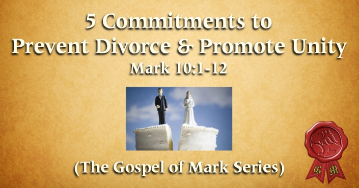 GOM 35 - 5 Commitments to Prevent Divorce