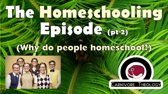 Homeschooling Pt 2