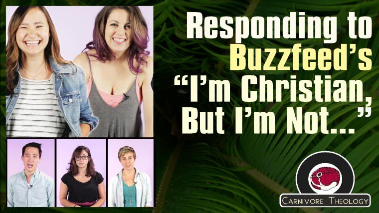 Buzzfeed I'm Christian