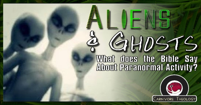 Aliens and Ghosts 2